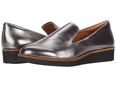 SoftWalk Westport (Pewter Leather) Women