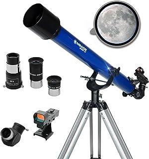 Meade Instruments Infinity 60AZ Refractor Telescope - Metallic Blue