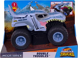 Hot Wheels Monster Trucks 1: 24 Mega Wrex