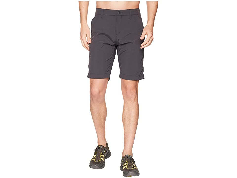 Jack Wolfskin Desert Valley Shorts (Phantom) Men