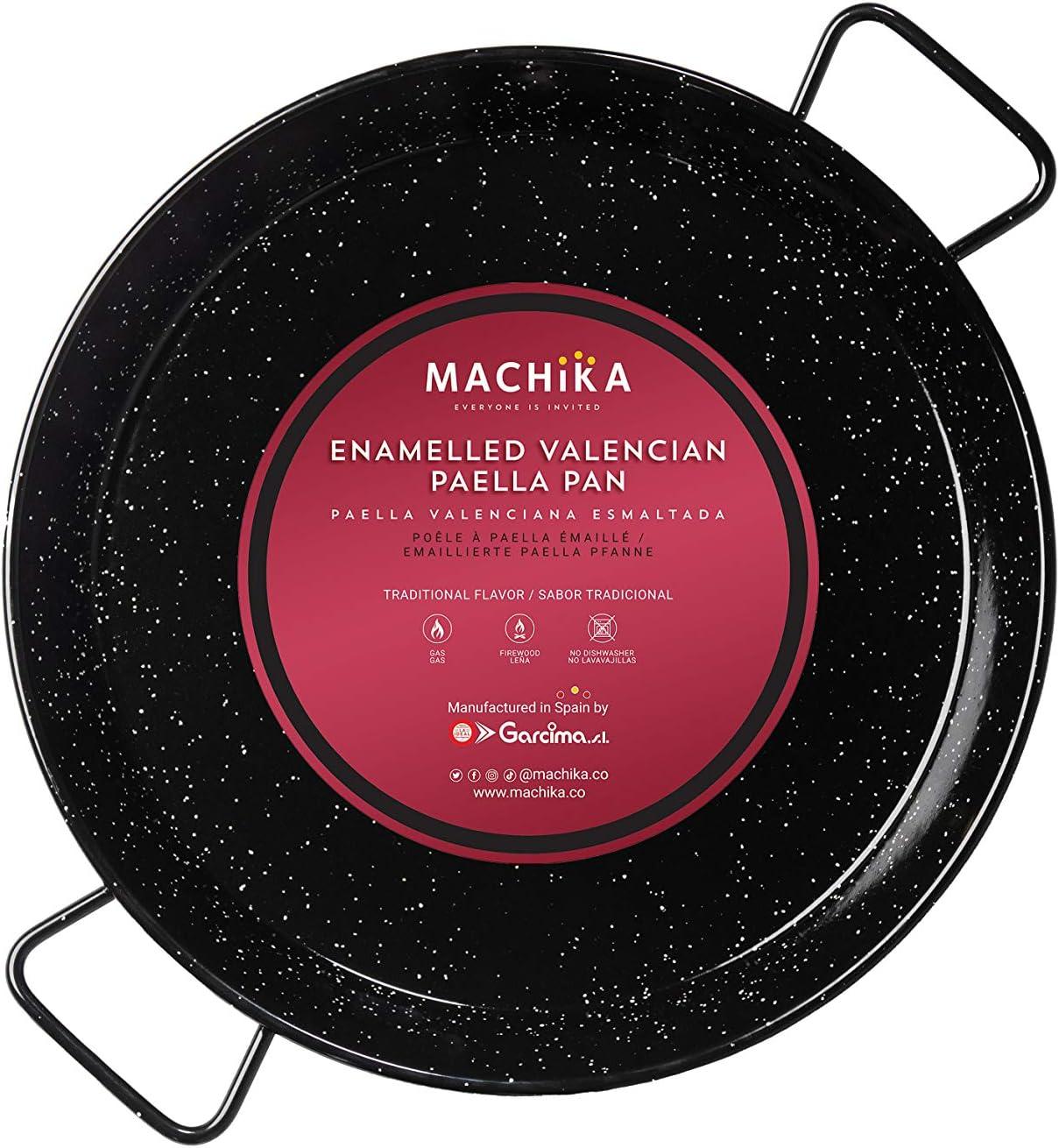 Free shipping Machika Enameled Steel Skillet Non Paella Stick fo Perfect Pan Raleigh Mall