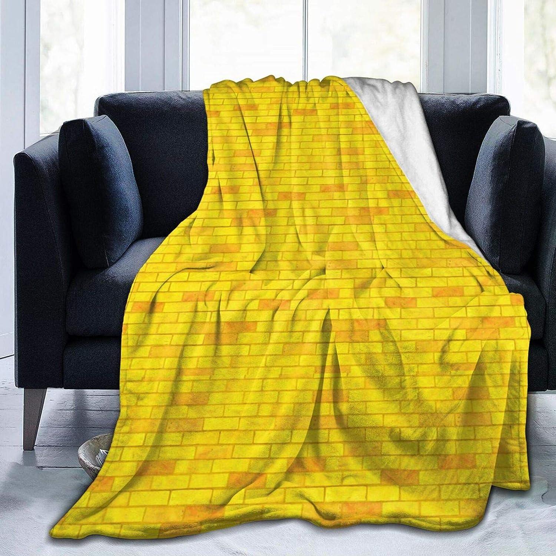 Elfnd Yellow Brick Road Soldering Super sale period limited UFashion Blanket Fleece Ultra-Soft Micro