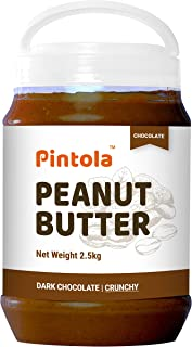 Pintola Choco Peanut Butter (Crunchy) 2.5kg