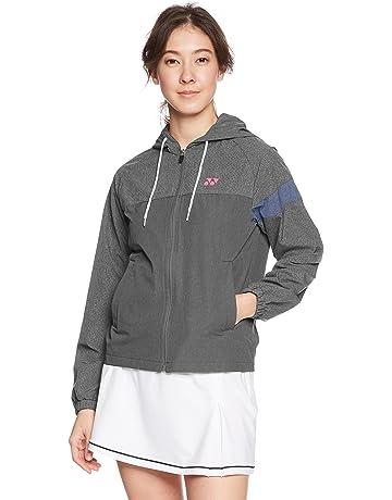 ad3a5b575d3a8 (ヨネックス)YONEX テニスウェア ウォームアップパーカー(フィットスタイル) 57042 [レディース