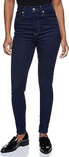Levi's Women's Mile High Super Skinny denim jeans in
