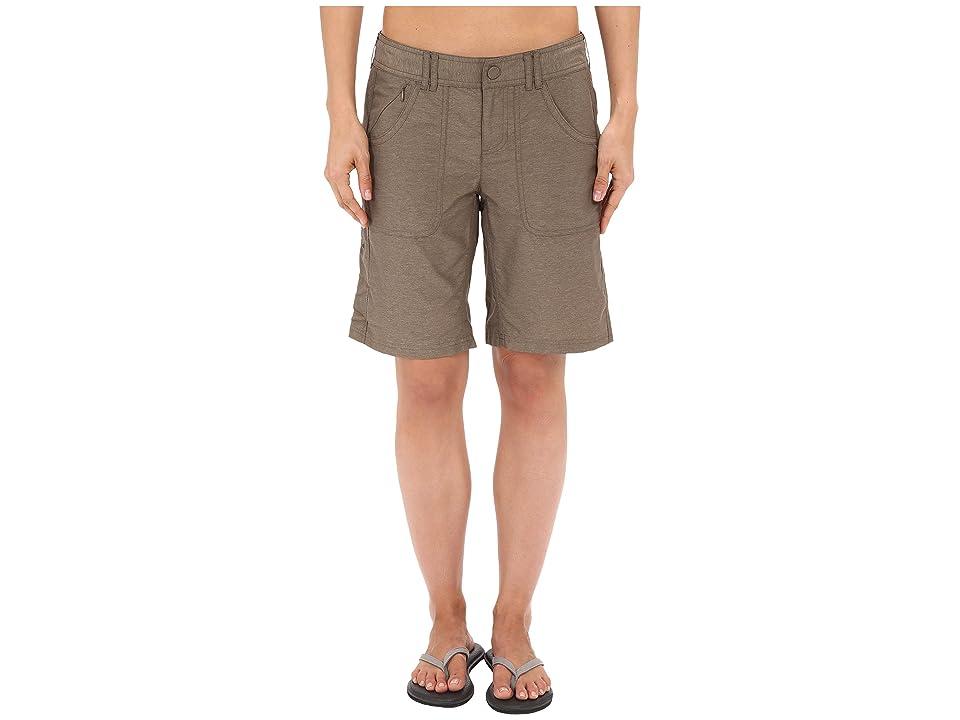The North Face Horizon 2.0 Roll-Up Shorts (Weimaraner Brown (Prior Season)) Women