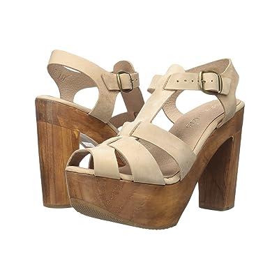 Cordani Tecate (Bisque Nubuck) High Heels