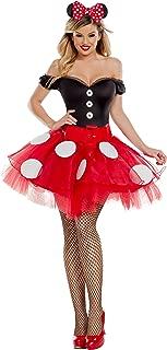 Women's Coquette Mouse Costume