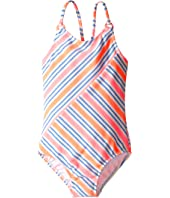 Seafolly Kids - Seaside Lane Tank Top (Infant/Toddler/Little Kids)