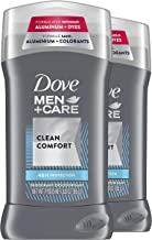 Dove Men + Care دئودورانت استیک، Comfort Comfort، 3 اونس (بسته 2)