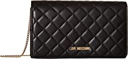 LOVE Moschino - Quilted Evening Clutch