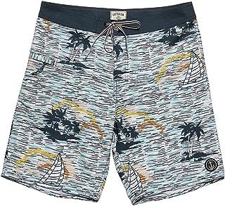 CAPTAIN FIN/キャプテンフィン WIND MOTHER BOARDSHORTS BLUE 男性用水着_海パン/海水パンツ サーフパンツ ボードショーツ (30)