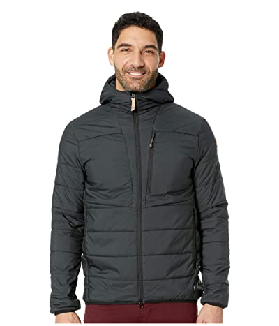 Fjallraven Keb Padded Hoodie (Black) Men
