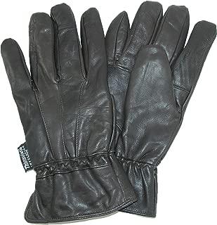 Men's Thinsulate Genuine Lambskin Leather Gloves