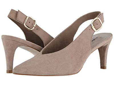 Walking Cradles Shelby (Light Taupe Suede) Women