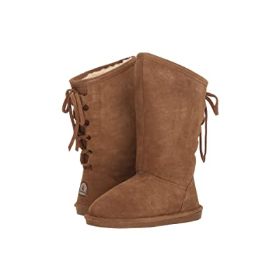 Bearpaw Kids Phylly (Little Kid/Big Kid) (Hickory) Girls Shoes