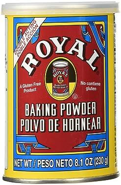 Royal Baking Powder, 8.1 Ounce