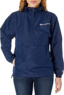 Champion Women's Packable Jacket-Solid