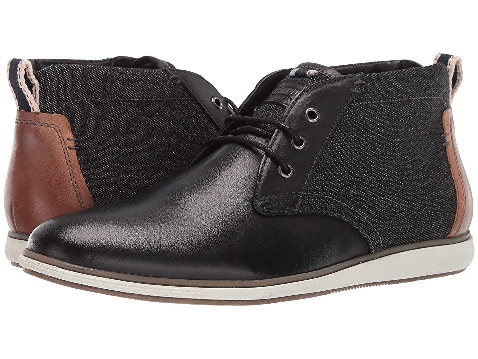 Steve Madden Daywork (Black) Men