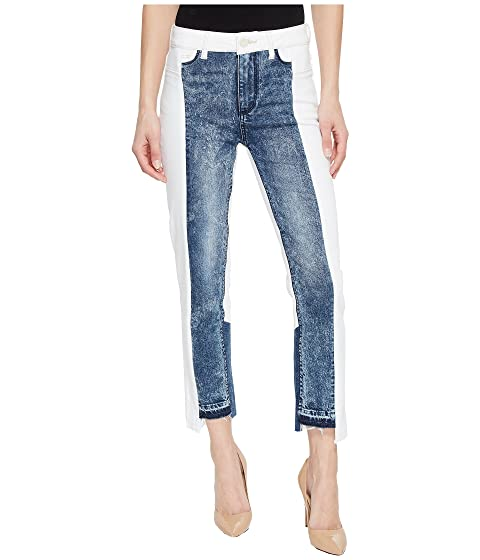 Clearance New Paige Hoxton Straight Ankle w/ Piecing Details in Agnes Agnes Clearance Very Cheap Free Shipping Pictures Official Purchase Cheap Online AWgTT