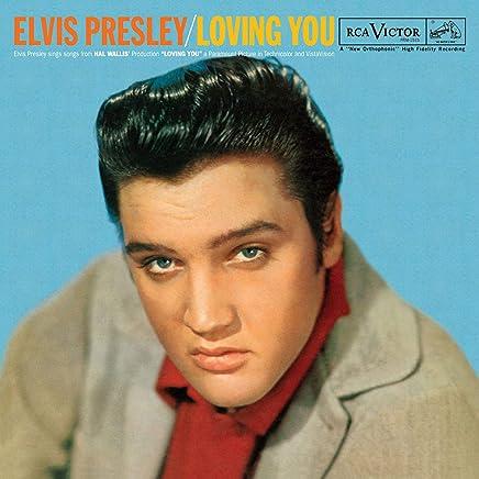 Elvis Presley - Loving You Translucent Gold Audiophile Limited Anniversary Edition (2019) LEAK ALBUM