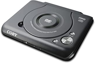 coby dvd209blk ultra compact dvd player black