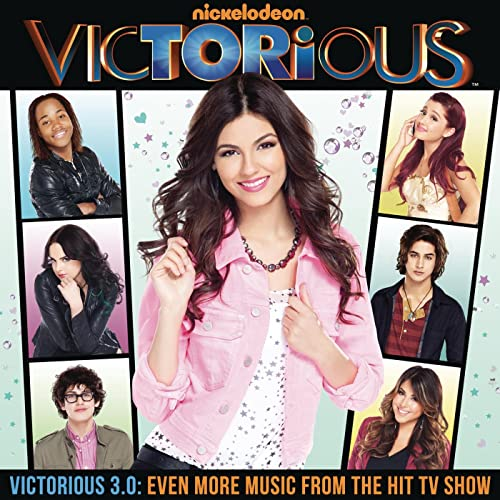 40e857e1f37 Victorious 3.0  Even More Music From The Hit TV Show by Victorious ...