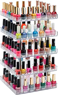 nail polish display tower