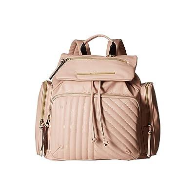 Steve Madden River Backpack (Blush) Backpack Bags