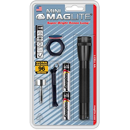 MagLite ML08107 Accessori Torcia per 2-Cell AA Accessory Kit