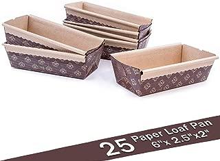 disposable loaf mould