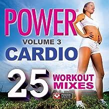 Shape Cardio - 25 Workout Mixes Vol. 3 (105 Minutes of Workout Music + Bonus Megamix (132-140 BPM) )