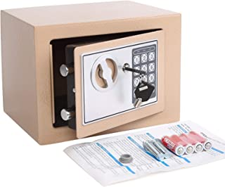 Jssmst Small Cash Box With Combination Lock