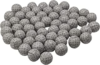 Chocolate Golf Balls - 1 LB Resealable Stand Up Bulk Candy Bag (approx. 80 pieces) - Individually Foil Wrapped Chocolate Balls - Sports Themed Candies