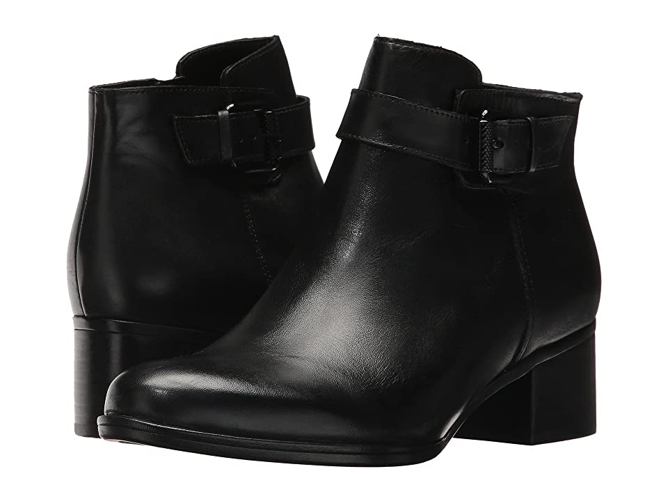 Naturalizer Dora (Black Leather) Women