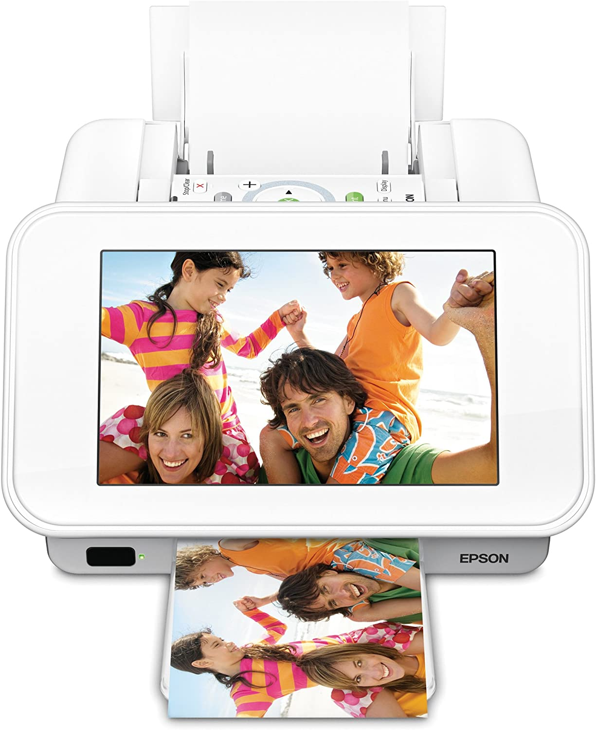 Epson PictureMate Show Las Vegas Mall Photo Printer Digital Don't miss the campaign Frame C1 and