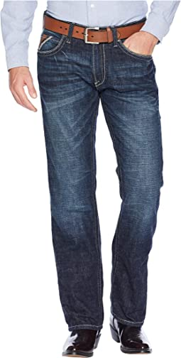 M5 Slim Straight Leg Jeans in Diablo