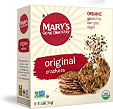 Best mary crackers organic Reviews