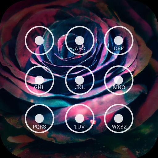 Romantic Screen Lock : Lockscreen Wallpaper