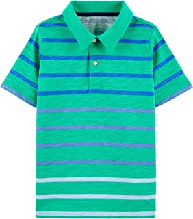 Boys' Toddler Short-Sleeve Polo Shirt