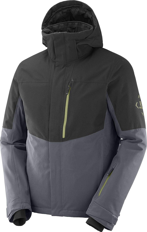 Salomon Men's Standard Large special price !! Jacket Speed security