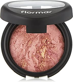 Flormar Terracota Blush-On, 45 Touch Of Rose-Shimmer, 8690604133451