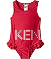 Kenzo Kids - Swimsuit Logo (Toddler)