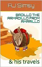 Badillo the Armadillo from Amarillo: & his travels