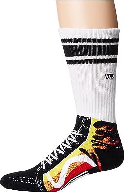 Vans - Sk8-Hi Crew Sock 1-Pack