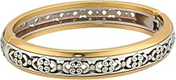 Intrigue Narrow Hinged Bangle