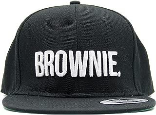 blondie and brownie hats