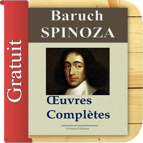 Spinoza : Oeuvres complètes (gratuit)