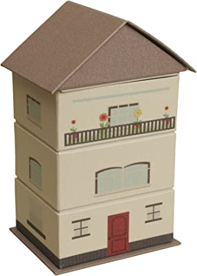Wald Imports 6407 House Stackers, Beige