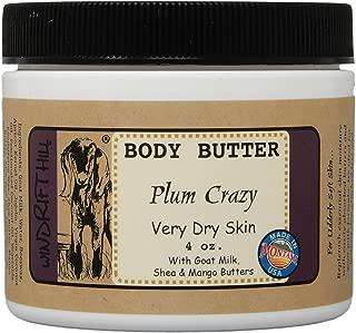 Windrift Hill Body Butter, 4 oz (Plum Crazy)